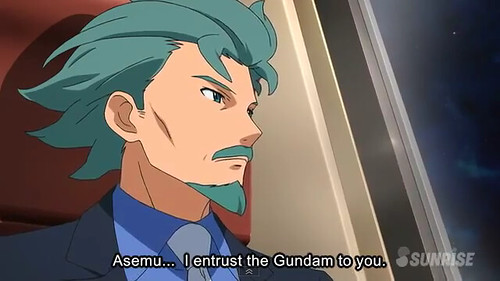 Gundam AGE Episode 16 The Gundam in the Stable Youtube Gundam PH (41)