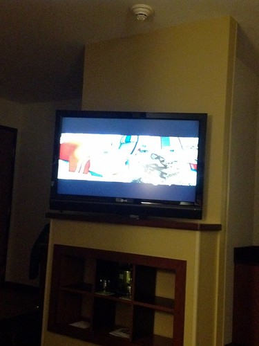Wall-e on TV