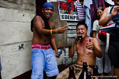 Karaoke, Manila style