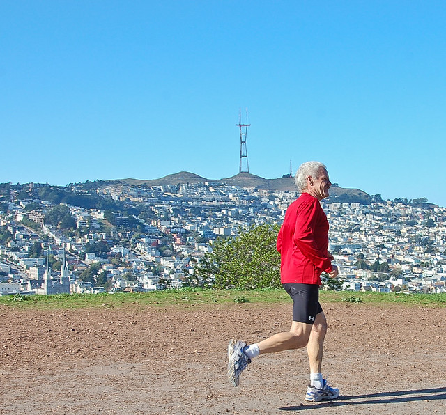Bernal Heights Marathon, 2011