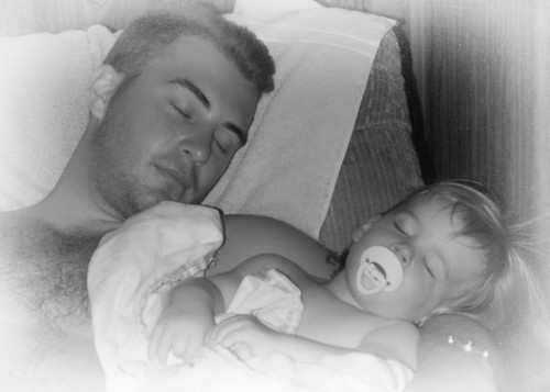 My niece and I ... years ago.