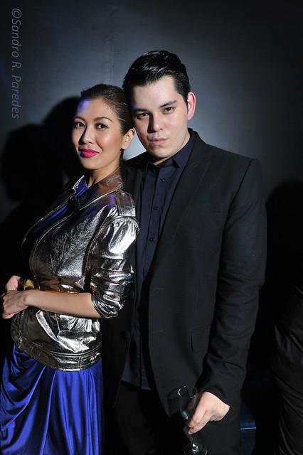 Liz Uy and Raymond Gutierrez