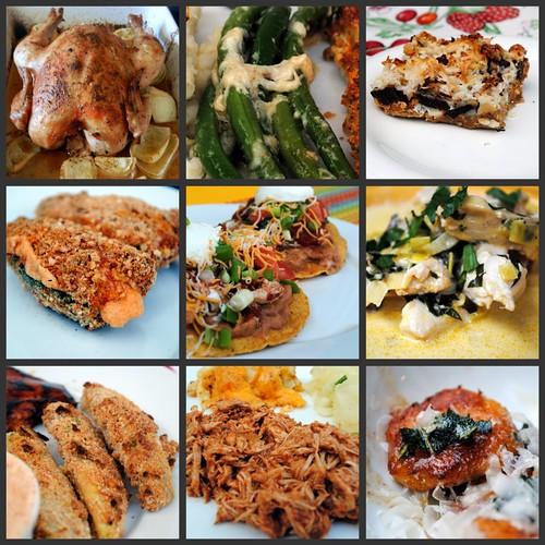 Top 2011 Recipes