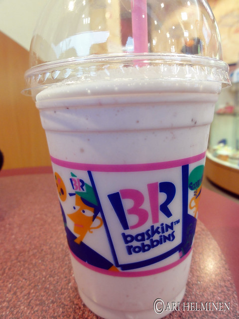 Baskin Robins in Hirosaki