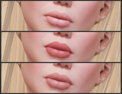 Aura - Briar | Frosty - Lip Options