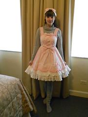 Gray & Pink