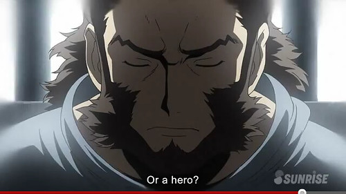 Gundam AGE Episode 15 Those Tears Fall in Space Youtube Gundam PH (77)
