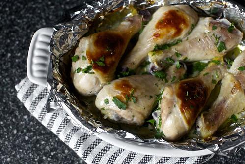 buttermilk roast chicken, round 1
