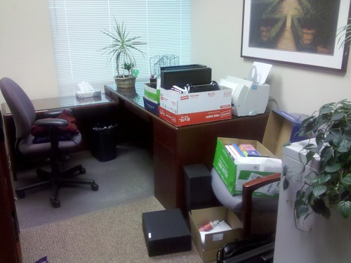 Goodbye office of 5 years