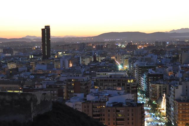 Tour de Alicante