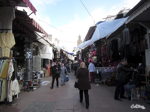 Medina de Rabat.