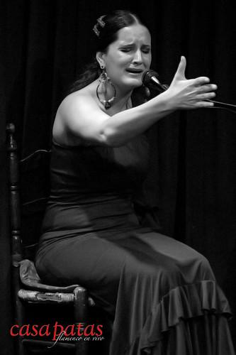 Marina Mezcle. Foto: Martín Guerrero