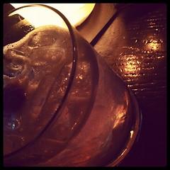 I'm being held against my will. With a beverage. #weekendinnyc
