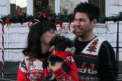 Christmas Card Outtakes