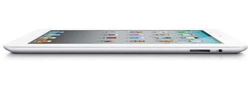 2011年5月 iPad2届く