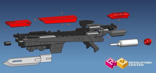 RC Regulation Center 1 100 Nightingale Model Kit Gundam PH (12)