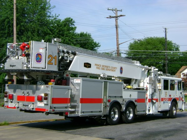Prince George's County (MD) Fire & EMS Department Oxon ...