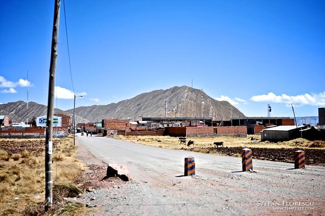 KLR 650 Trip Peru and Bolivia 455