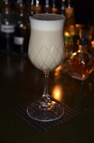 Opium Drink at the Keefer Bar