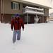 Berch in Snow, February 04, 2012