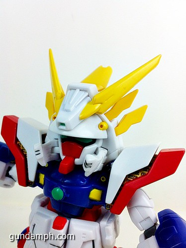 SD Archive Shining Gundam Unboxing Review (24)
