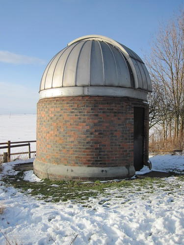 Observatory - Wynyard Woodland Park