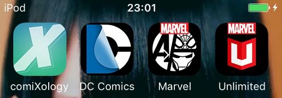 Comic App