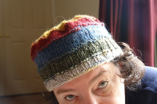 Prayer Flag Batt Hat