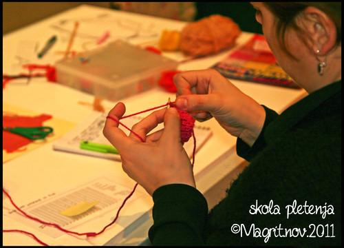 knitting school november 2011.