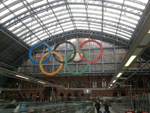 Londres está preparada para as olimpíadas by jailsonrp