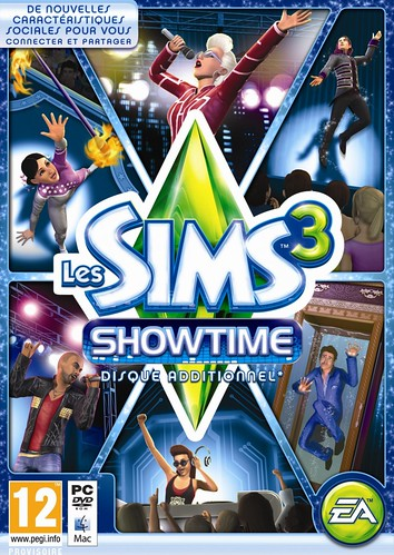 French Showtime Cover
