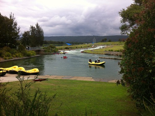 Penrith Whitewater Stadium photo