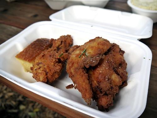 Thomas Keller's Addendum, Yountville - Buttermilk Fried Chicken-1