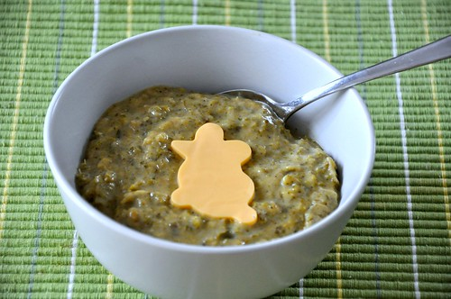 Brokkoli Kaese Suppe