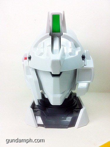 Banpresto Gundam Unicorn Head Display  Unboxing  Review (41)