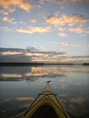 Winter Solstice Sunrise Paddle-14
