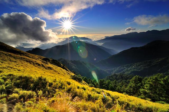 Mt. Hehuan@合歡山
