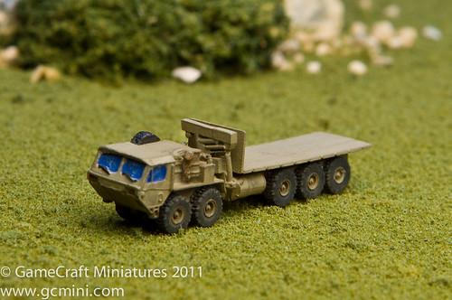 M1074 HEMTT Truck