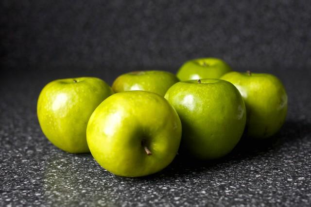 great green granny apples