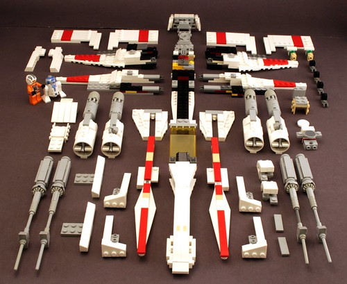 X-wing plans