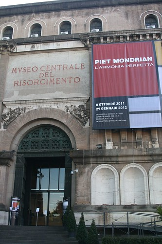 Mondrian exhibition