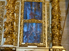 Capilla del Sagrado Corazón. Catedral de Málaga