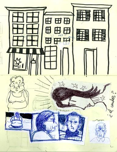 Cuaderno de bocetos