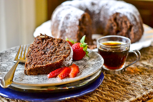 Chocolate Zucchini Cake 8