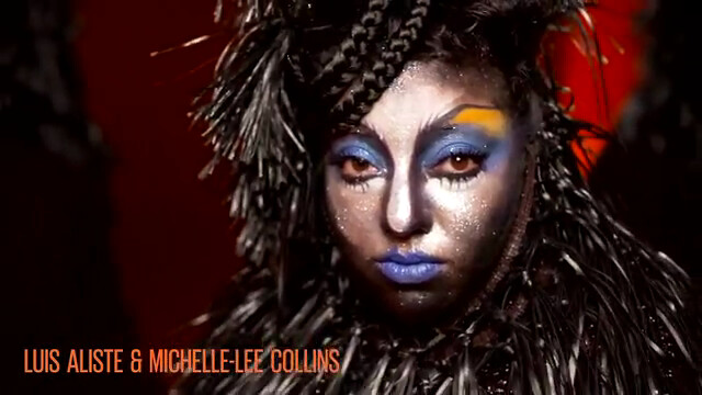 MAC Cosmetics Halloween Face Off, 2011 (6)