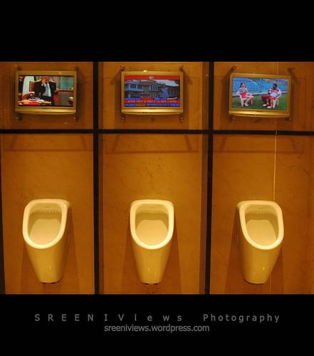 Breaking News :  Height of Luxury... 5* Washroom, New Delhi
