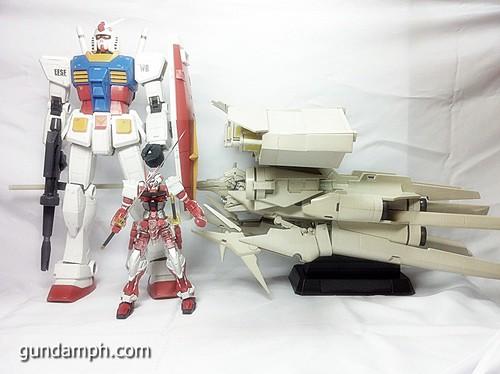 MSIA Dendrobium RX-78GP03 Gundam Figure Rare 2001 (70)