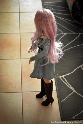 Yukino's new wig