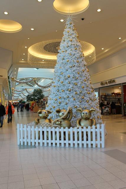 Christmas Tree, Letňany