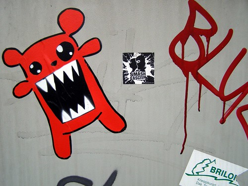 smash fascism  By erix!  cc; flickr